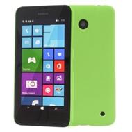 Ốp lưng nhựa nhám Nokia Lumia 630 Cover Kiss