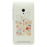 Ốp lưng Zenfone 4.5 Nhựa in Cover kiss