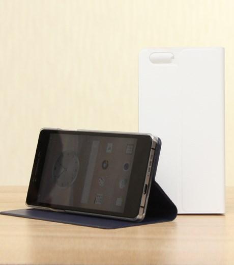 Ốp lưng - Flipcover điện thoại Ốp lưng Oppo R1K R8001 nắp gập ilike