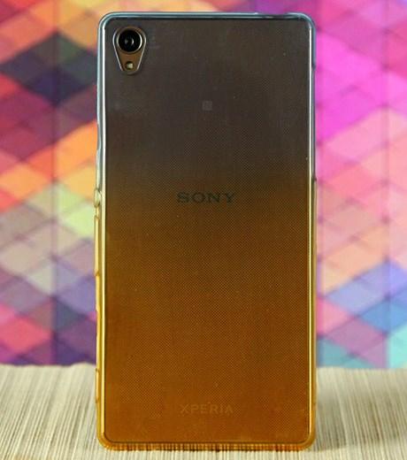 Ốp lưng - Flipcover điện thoại Ốp lưng Sony Xperia Z3 Nhựa dẻo X Mobile
