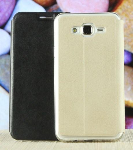 Ốp lưng - Flipcover điện thoại Ốp lưng Galaxy J7 nắp gập Coreka