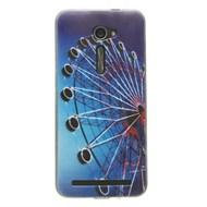 Ốp lưng Zenfone 2 5 inch Nhựa dẻo mỏng Vòng quay