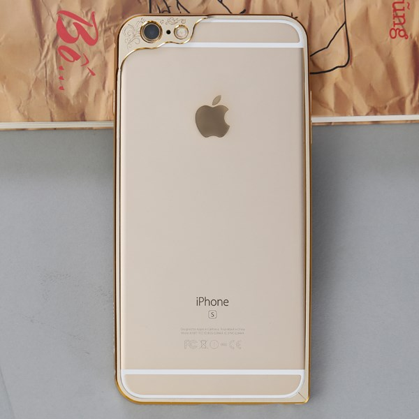 Ốp viền iPhone 6 - 6s Plus Xmobile