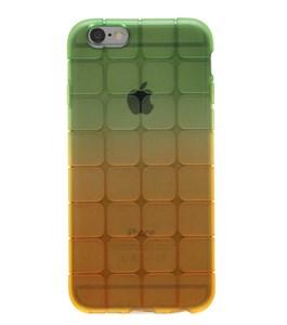 Ốp lưng iPhone 6 - 6s Nhựa dẻo Tube Xanh lá
