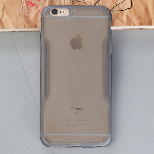 Ốp lưng iPhone 6 - 6s Plus Nhựa dẻo Shield màu Đen
