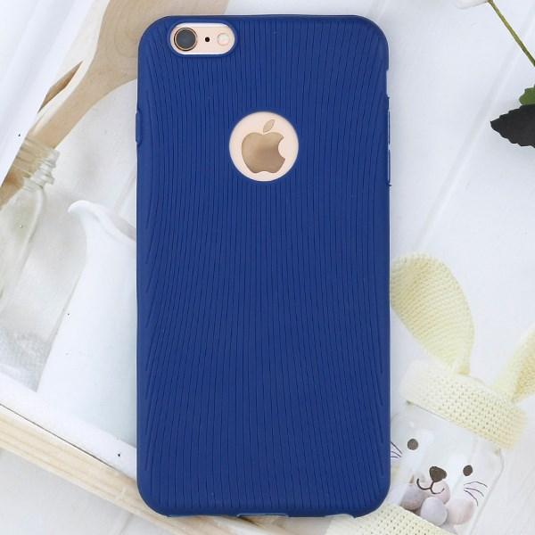 Ốp lưng iPhone 6 - 6s Plus Nhựa Stripe Silicon