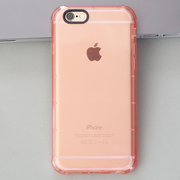 Ốp lưng iPhone 6 - 6s Nhựa Corelet Xmobile Rose