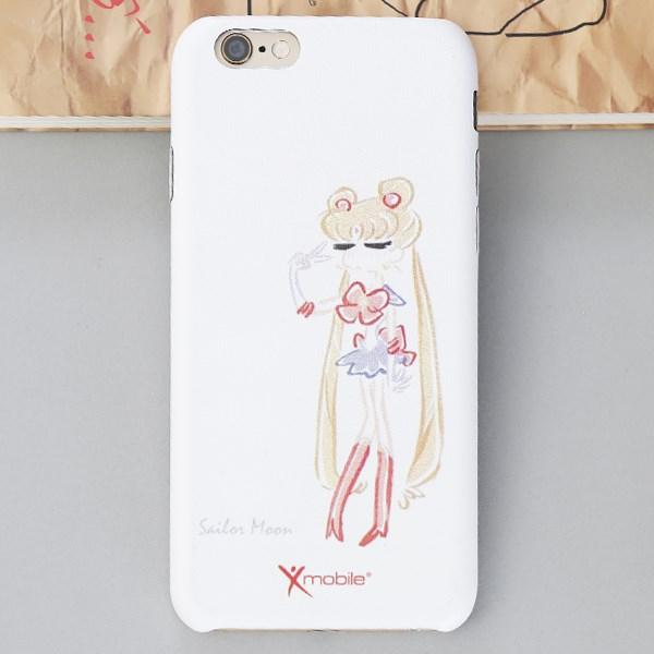 Ốp lưng iPhone 6 - 6s Nhựa giả da in chữ