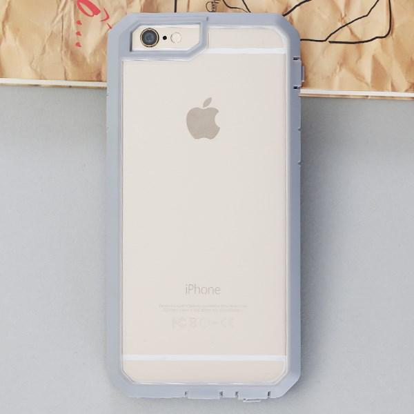Ốp lưng iPhone 6 - 6s Nhựa bảo vệ Knight Xanh Navi