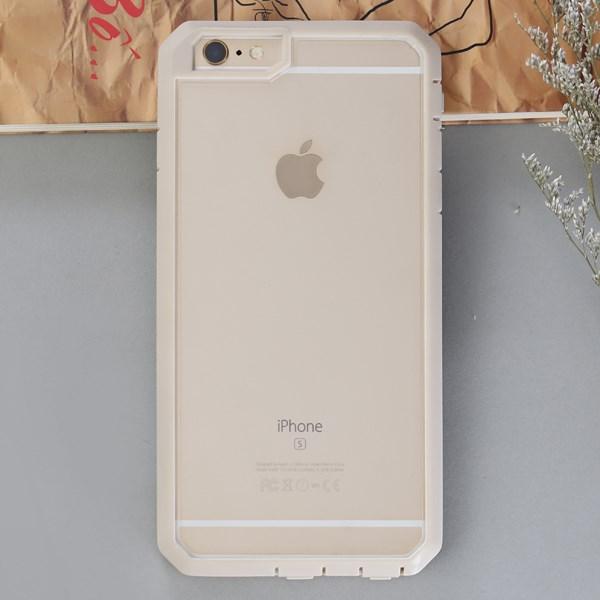 Ốp lưng iPhone 6 - 6s Plus Nhựa bảo vệ Knight Vàng đồng