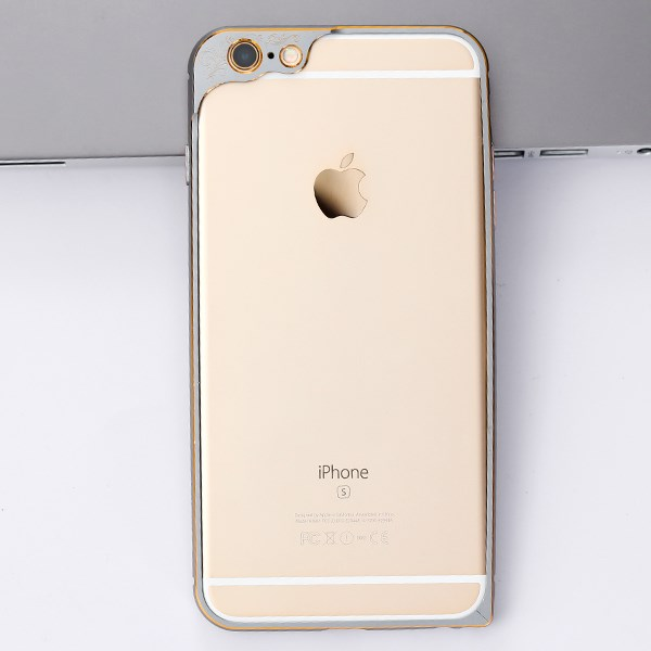 Ốp viền iPhone 6 - 6s Plus Waston Đen