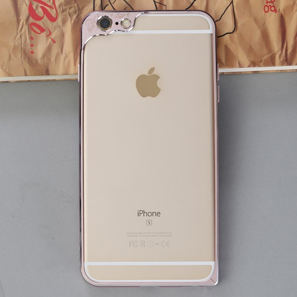 Ốp viền iPhone 6 - 6s Plus Waston Rose