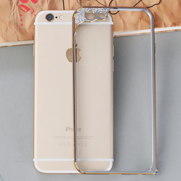 Ốp viền iPhone 6 - 6s Waston Đen