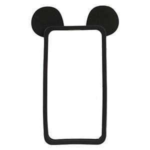 Ốp lưng Galaxy J7 (2016) Nhựa hình thú OSMIA Tai gấu Đen