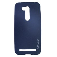 Ốp lưng Zenfone Go 4.5 inch Nhựa dẻo Sand JM Đen