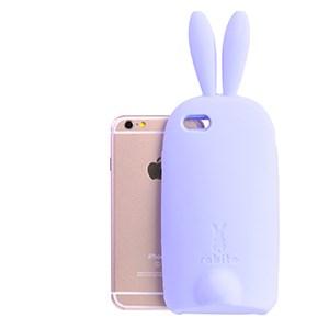 Ốp lưng iPhone 6 - 6s Nhựa hình thú OSMIA Thỏ