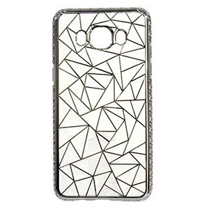 Ốp lưng Samsung Galaxy J5 (2016) Nhựa dẻo trong COSANO