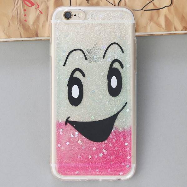 Ốp lưng iPhone 6 - 6s Nhựa dẻo in trong OSMIA Mặt Hồng