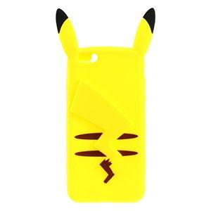 Ốp lưng iPhone 6 - 6s Plus Nhựa hình thú COSANO Pikachu Vàng