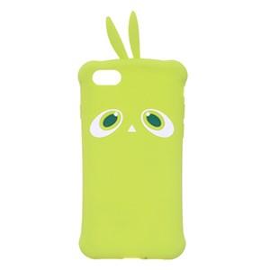 Ốp lưng iPhone 7 - iPhone 8 Nhựa hình thú OSMIA Thỏ Xanh chuối