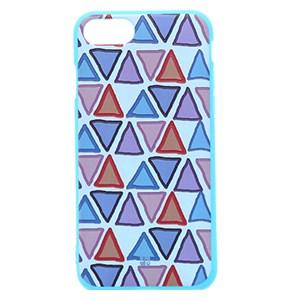 Ốp lưng iPhone 7 - iPhone 8 Nhựa cứng viền dẻo Solid Print II JM JM161123 Tam giác Trắng