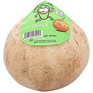 Dừa xiêm gọt Cocolala