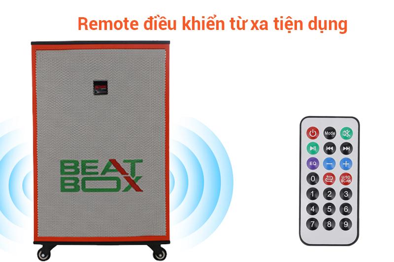 Loa kéo karaoke 150 W Acnos Beatbox KB41