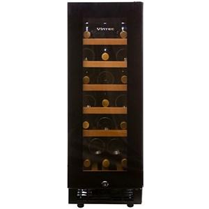 Tủ trữ rượu vang Vintec V20SGEBK 20 chai