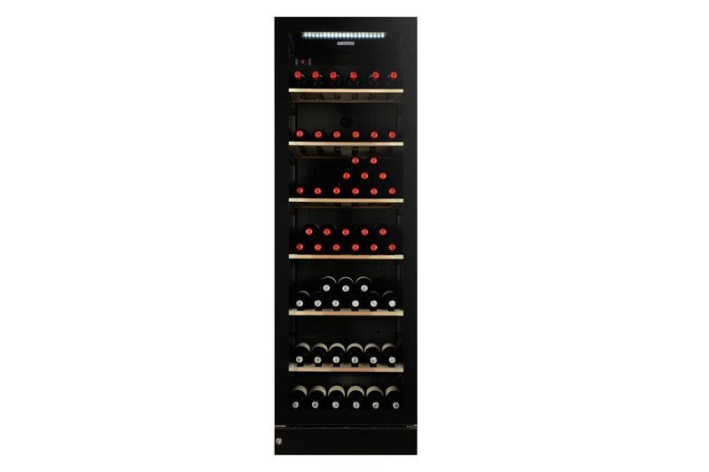Tủ trữ rượu vang Single Zone/Multi Zone với sức chứa lên đến 170 chai