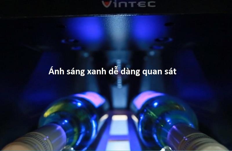 Hệ thống đèn LED xanh dương