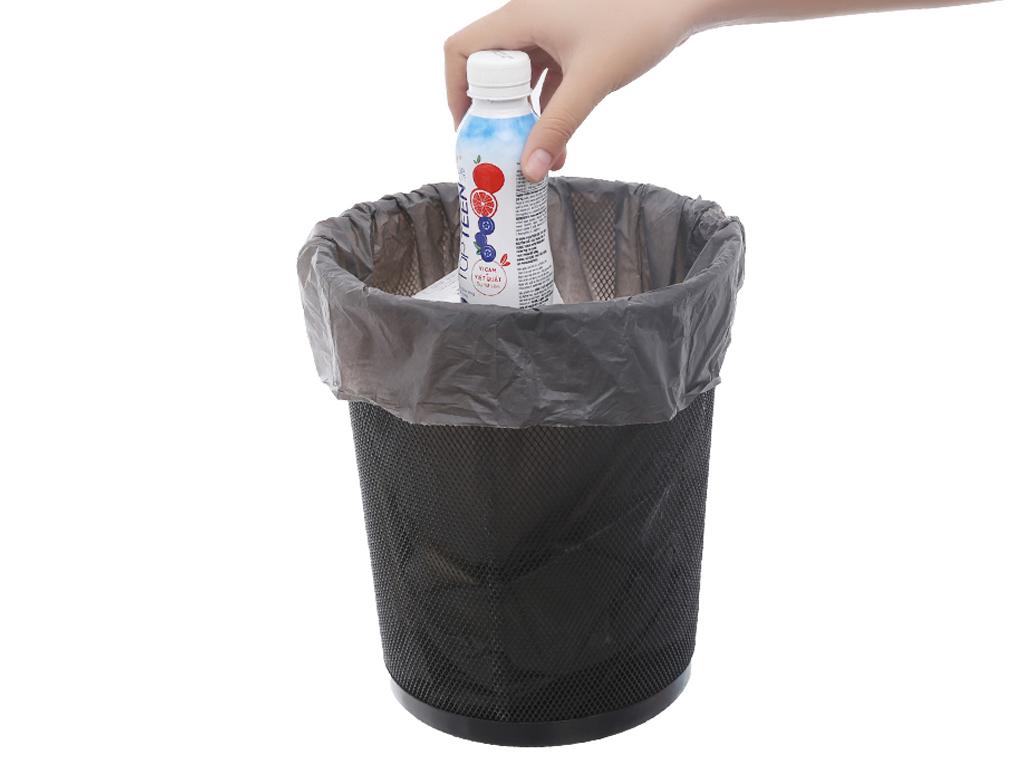 1 cuộn túi rác đen có lõi tự huỷ Alta 44x56 cm (500g) 4