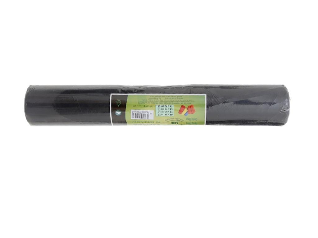 1 cuộn túi rác đen tự huỷ sinh học Alta 68x82cm 500g 2