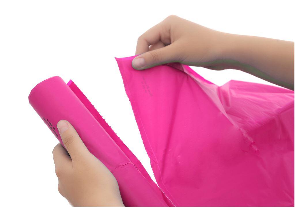 1 cuộn túi rác màu có lõi tự huỷ Alta 45x55cm (350g) 3
