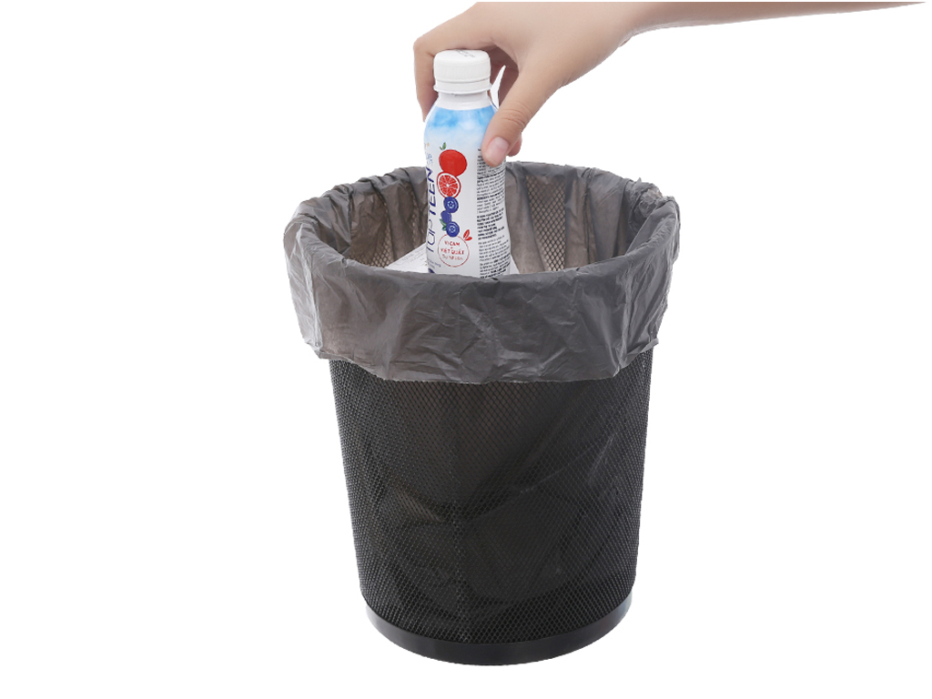 Lốc 1 cuộn túi rác đen tự huỷ sinh học Opec 65x78cm 4