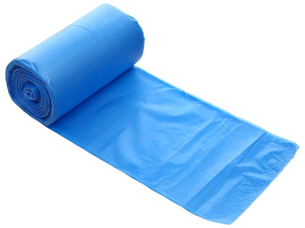 Lốc 3 cuộn túi rác màu tự huỷ sinh học Opec 45x55cm (1kg) 7