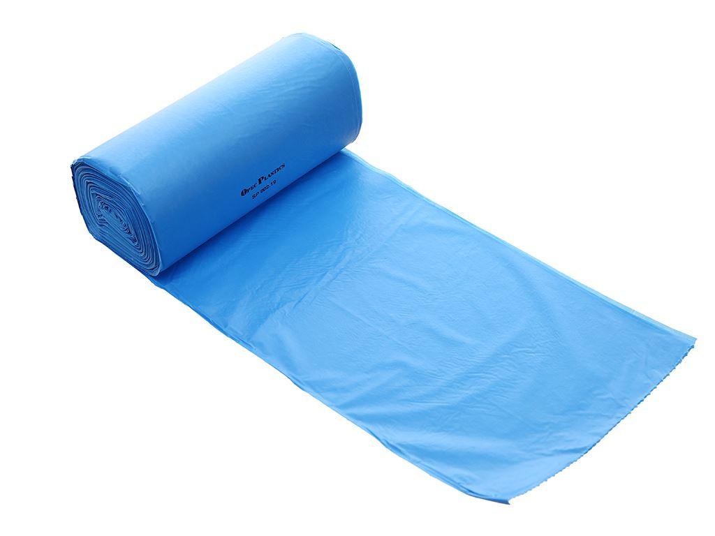 Lốc 3 cuộn túi rác màu tự huỷ sinh học Opec 55x65cm (1kg) 4