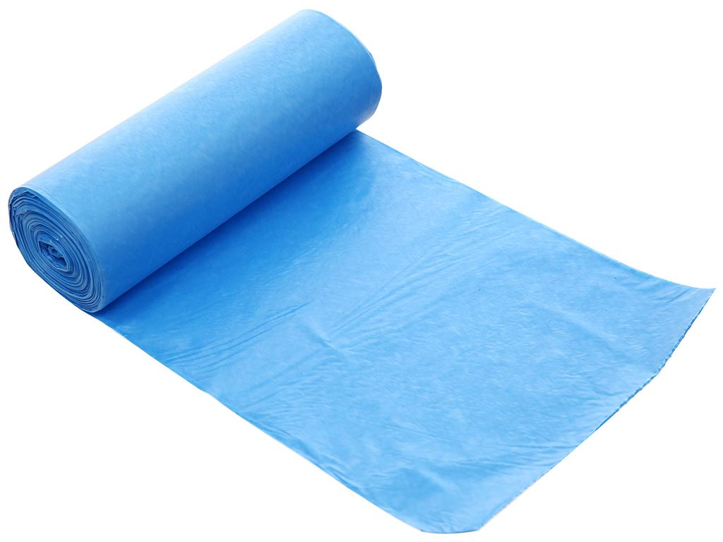 Lốc 3 cuộn túi rác màu tự huỷ sinh học Opec 65x78cm (1kg) 4