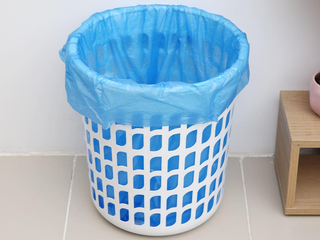 Lốc 3 cuộn túi rác màu tự huỷ sinh học Opec 65x78cm (1kg) 6