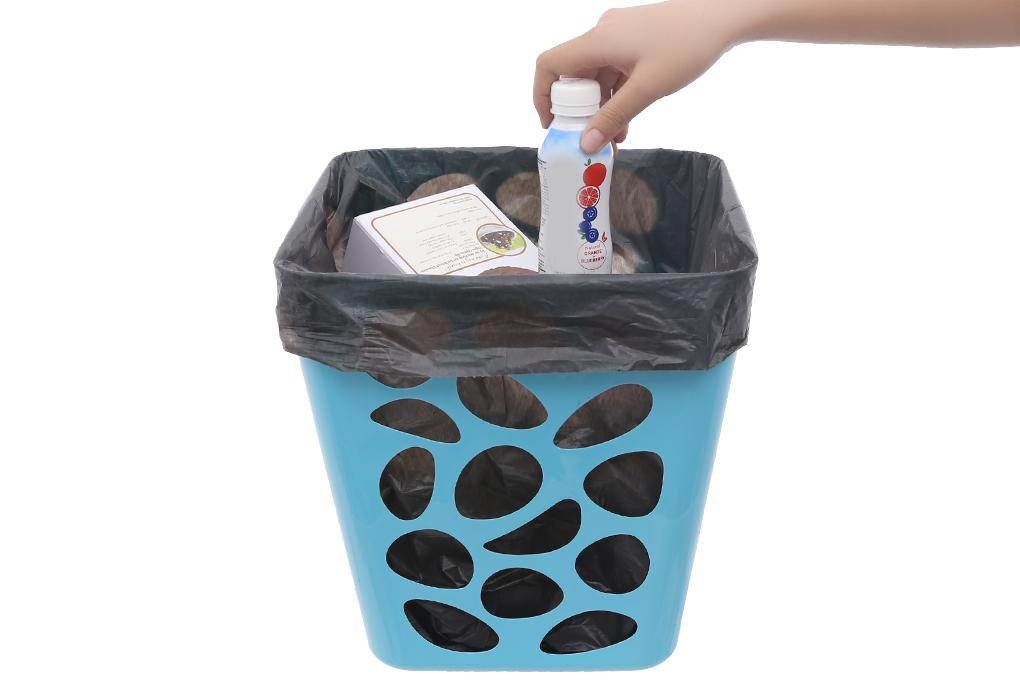 Túi đựng rác có thiết kế tiện dụng, dễ dùng