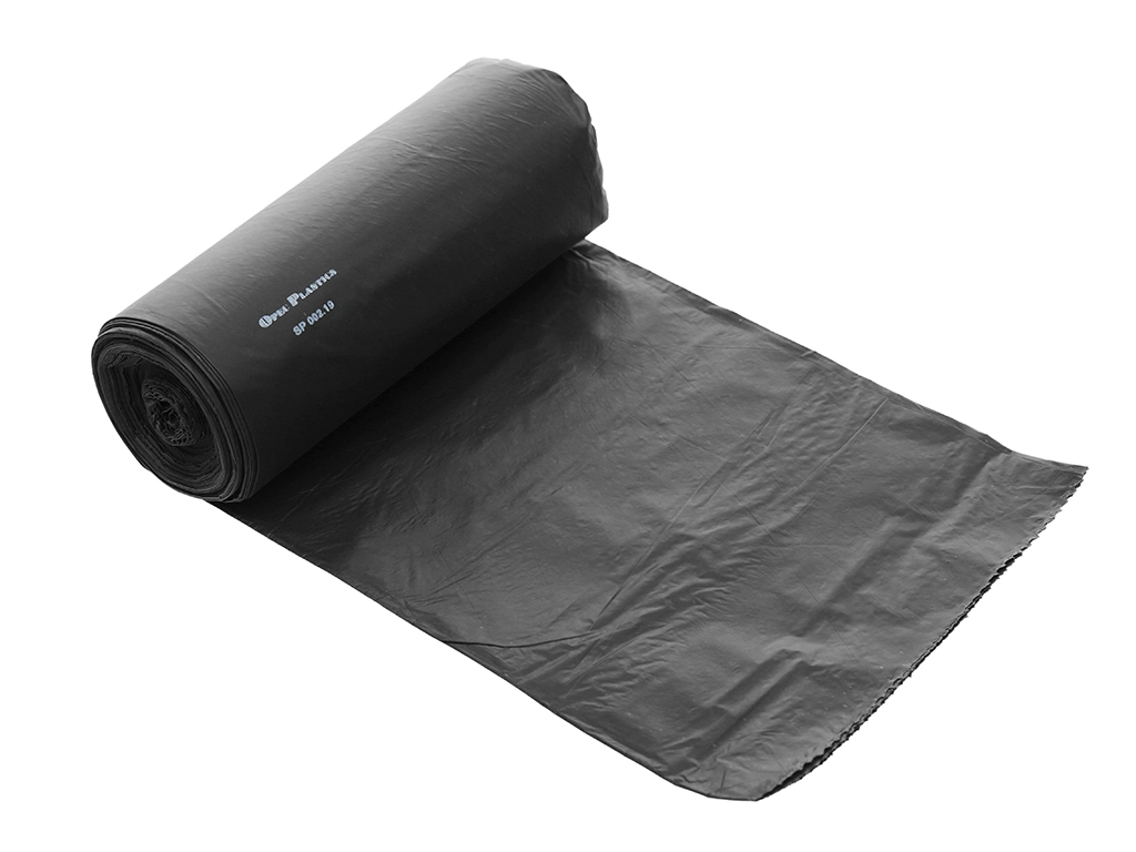 Lốc 3 cuộn túi rác đen tự huỷ sinh học Opec 65x78cm (1kg) 4