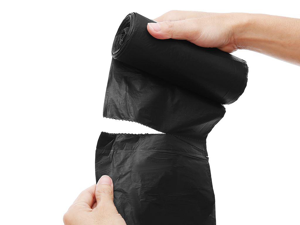 Lốc 3 cuộn túi rác đen tự huỷ sinh học Opec 65x78cm (1kg) 5