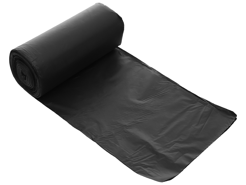Lốc 3 cuộn túi rác đen tự huỷ sinh học Opec 55x65cm (1kg) 4