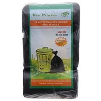Túi rác đen tự hủy sinh học Opec 3 cuộn 45 x 55cm (1kg)