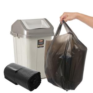 Túi rác đen có quai Inochi 46x63cm (35 túi)