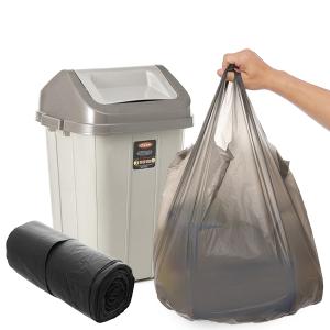 Túi rác đen có quai Inochi 54x70cm (28 túi)