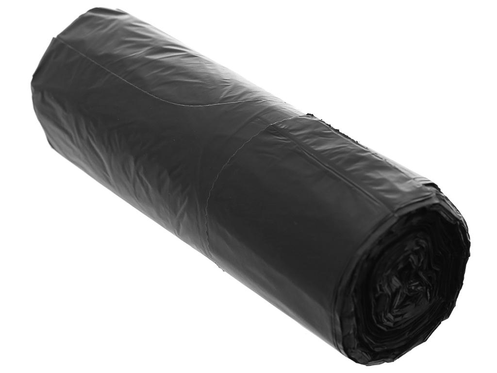 Túi rác đen có quai Inochi 60x90cm (19 túi) 4