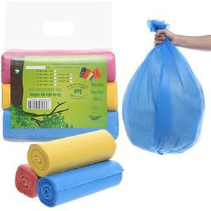 3 cuộn túi đựng rác tự hủy sinh học Alta 64x78 cm (1kg)