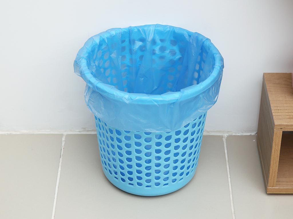 Lốc 3 cuộn túi rác màu tự huỷ sinh học Nam Thái Sơn 55x65cm (1kg) 6
