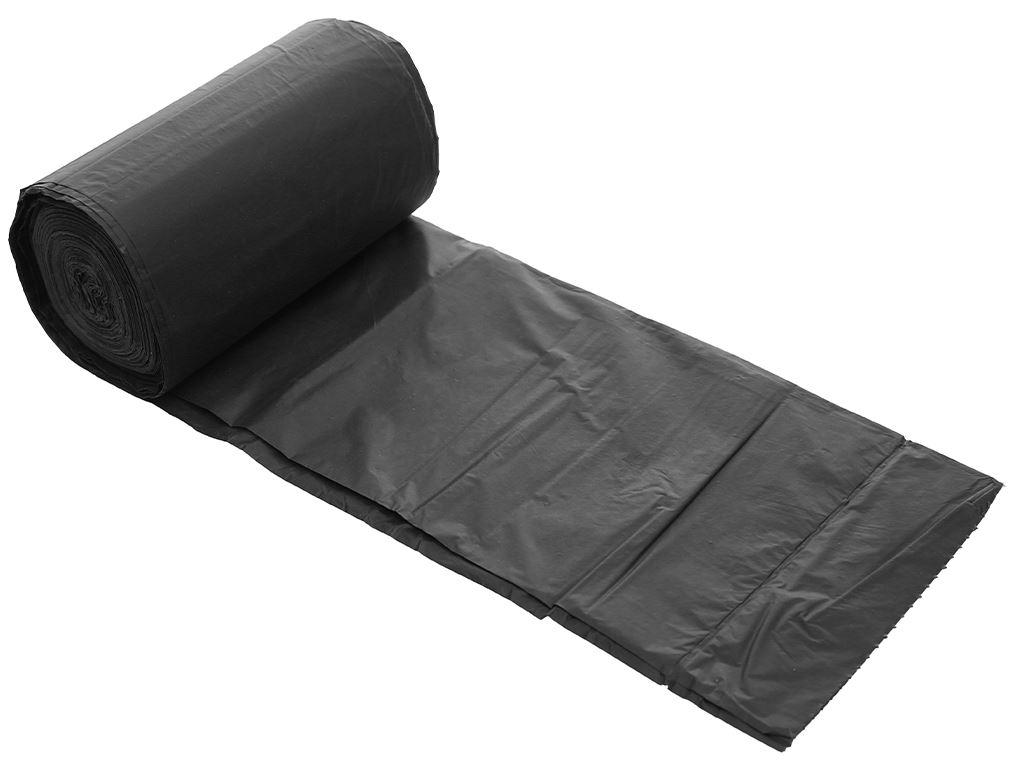 Lốc 3 cuộn túi rác đen Trương Ngọc Bích 55x65cm (1kg) 4