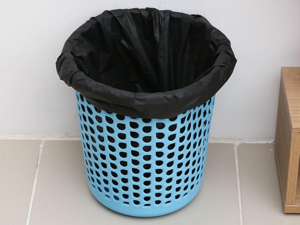 Lốc 3 cuộn túi rác đen Trương Ngọc Bích 55x65cm (1kg) 6